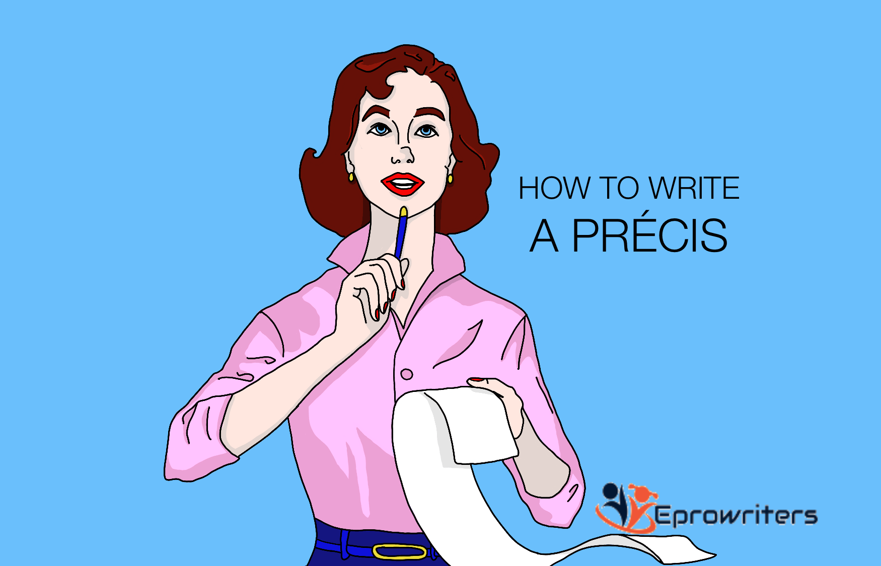Step-by-Step Instructions for Writing a Précis