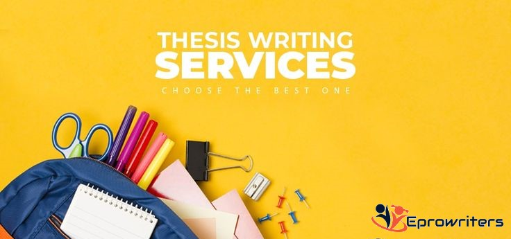 Master's and PhD Thesis Help